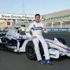 1996年・2005年にスーパーバイク世界選手権のチャンピオンに輝いたトロイ・コーサー (2009 F1 BMWファンイベント)  (c)BMW AG