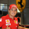 フィジケラ「これ以上ないぐらい幸せだよ」  (c)Ferrari
