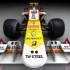 ルノーに新スポンサー。オランダの時計メーカー、TWスチールと3年契約(1)  (c)RenaultF1