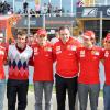 「今日は僕にとってとても重要な一日となった」とアロンソ<br />(2009 F1 フェラーリイベント ワールド・ファイナルズ)  (c)Ferrari