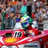 マッサ主催 カートイベント(1)  (c)Ferrari