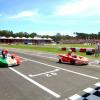 カートイベントにはミハエルを始め多くの著名ドライバーが参加  (c)Ferrari