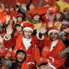 フェラーリのクリスマスパーティー 子供たちに大人気!?マッサ&バドエル  (c)Ferrari