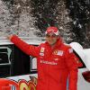 マッサも元気な姿を見せる (2010 F1 フェラーリスキーミーティング)  (c)Ferrari