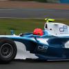 GP2テストはFIAの承認を受け、GP2とF1テストコミッティーの合意を経て実現  (c)Brawn GP