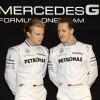 メルセデスGP、マシンカラーリングとドライバーのスーツを披露(1) (2010 F1)  (c)MercedesGP