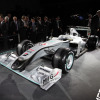 メルセデスGP 新カラーリング(1) (2010 F1)  (c)MercedesGP
