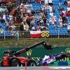 2019年F1第12戦ハンガリーGP アレクサンダー・アルボン(トロロッソ・ホンダ)  (c)XPB Images
