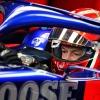 2019年F1第14戦イタリアGP ダニール・クビアト(トロロッソ・ホンダ)  (c)XPB Images