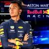 2019年F1第14戦イタリアGP アレクサンダー・アルボン(レッドブル・ホンダ)  (c)RedBull