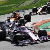 2019年F1第14戦イタリアGP セルジオ・ペレス(レーシングポイント)  (c)XPB Images