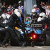 2019年F1第14戦イタリアGP ロバート・クビサ(ウイリアムズ)  (c)XPB Images