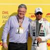 2019年F1最終戦アブダビGP ルイス・ハミルトン(メルセデス)  (c)XPB Images