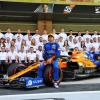 2019年F1最終戦アブダビGP カルロス・サインツJr.(マクラーレン)  (c)XPB Images