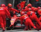 2019年F1第3戦中国GP セバスチャン・ベッテル(フェラーリ)