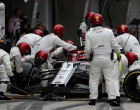 2019年F1第3戦中国GP キミ・ライコネン(アルファロメオ)