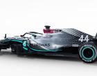 F1新車発表 メルセデスW11