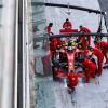 2020年F1第17戦アブダビGP セバスチャン・ベッテル(フェラーリ)  (c)XPB Images