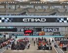 2020年F1第17戦アブダビGP 決勝グリッド