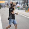 2020年F1第17戦アブダビGP ミック・シューマッハー(ハース)  (c)XPB Images