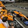 2020年F1第17戦アブダビGP カルロス・サインツJr.(マクラーレン)  (c)XPB Images