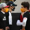 2020年F1第17戦アブダビGP カルロス・サインツJr.&ランド・ノリス(マクラーレン  (c)XPB Images