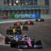 2020年F1第17戦アブダビGP ランス・ストロール(レーシングポイント)  (c)XPB Images