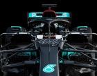 F1新車発表 メルセデスW12