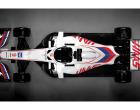 F1新車発表 ハースVF-21
