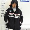 ヘレステスト2日目は生憎の雨模様。チームは今年初めてのウエットコンディション化での走行を行った (2009 F1 ヘレステスト)  (c)BMW AG