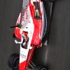 2日目のテストでは、雨の中グロックがトップタイムをマーク (2009 F1 ヘレステスト)  (c)Toyota F1