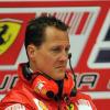 ライコネンのテストを見守る皇帝シューマッハ (2009 F1ヘレステスト)  (c)Ferrari