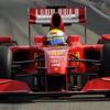 思うようにテストを行えなかったマッサ (2009 F1ヘレステスト)  (c)Ferrari