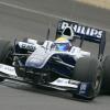 セッティングを変えた様々なテストを行うロズベルグ (2009 F1ヘレステスト)  (c)Williams