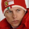 KERSトラブルにより中断を余儀なくされたライコネン (2009 F1バルセロナテスト)  (c)Ferrari
