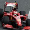 ライコネンは予選とレースを想定して走行 (2009 F1バルセロナテスト)  (c)Ferrari