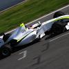 テスト2日目、3番手タイムと好タイムを叩き出したバリチェロ (2009 F1 バルセロナテスト)  (c)金子 博 Hiroshi Kaneko