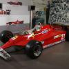 126CK(2) (1981年)  フェラーリ博物館マシンコレクション