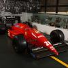 F187(1) (1987年)  フェラーリ博物館マシンコレクション