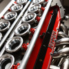 V12エンジン  フェラーリ博物館マシンコレクション