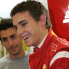 F3ユーロシリーズのチャンピオン、ジュール・ビアンキ (2009 F1)  (c)Ferrari