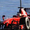 ビアンキはF60で91周を走行し5番手タイム (2009 F1)  (c)Ferrari