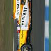 105周もの走行を行ったバゲット。9番手のタイムをマーク (2009 F1)  (c)RenaultF1