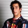 イギリスF3チャンピオンのダニエル・リチャルド (2009 F1)  (c)RED BULL RACING