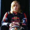 トロ・ロッソの初日のてすとにはブレンドン・ハートレーが参加 (2009 F1)  (c)RED BULL RACING