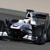 F1合同テストがスタート。7チームの新車が初対決!(2) (2010 F1 バレンシアテスト)