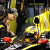 ロバート・クビカ、初日は最下位のタイムながら69周を走破 (2010 F1 バレンシアテスト)  (c)RenaultF1