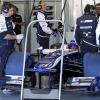 バリチェロ、午前中は最多の42周を走行 (2010 F1 バレンシアテスト)  (c)Williams F1