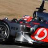 マクラーレンはテストドライバーのゲイリー・パフェットが初日5番手タイムをマーク (2010 F1 バレンシアテスト)