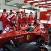 初日に続きフェラーリのフェリペ・マッサがトップタイムをマーク(1) (2010 F1 バレンシアテスト)  (c)Ferrari